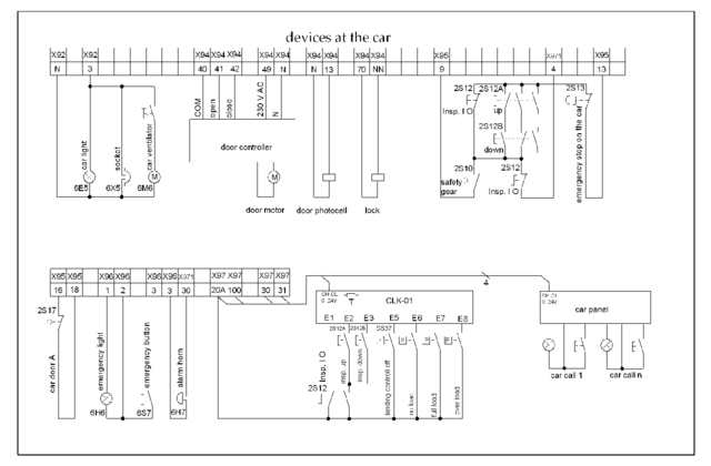 Image hydraluic drive wiring diagram shaft