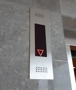 TK hall indicator no number Azores PT