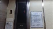 Otis 3200 Indicator Black SirirajHospital