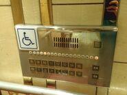 1990 Mitsubishi handicap car station HK