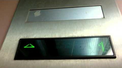Thyssen Elevator @Havana José Martí International Airport, Cuba