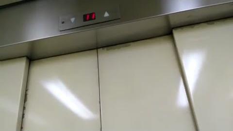 觀塘越秀工業大廈HELCO升降機;HELCO elevator @ Yue Xiu Industrial Building, Kwun Tong