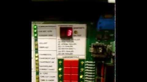 KONE Tms 600 CONTROLER Machine room