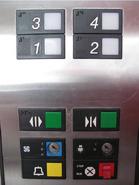Series 1 Elevator Fixtures