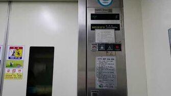 대전광역시 서구 탄방동 한양산호아파트 한양공영(티센 제휴) 엘리베이터 3차 탑사 (With 김무종-Youtube Account Hashimoto Kanna)