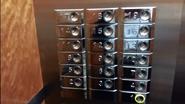Otis Elevonic 411 Kosgoro Buttons TH