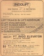 Lifts YP 8 - Indolift