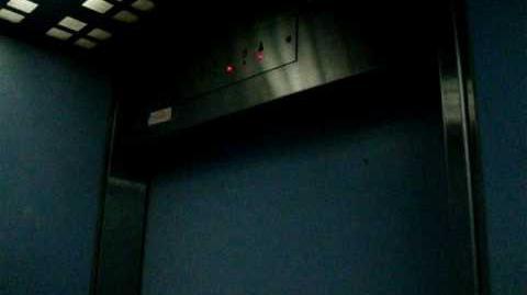 Blk 76 Commonwealth Residental HDB - Hitachi Elevator (Ride)