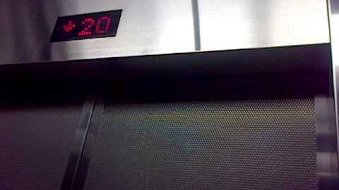 Jakarta - Wisma 46 Fujitec Traction Elevators (17-31)