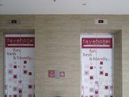 Kone elevators FavehotelKutaSquare