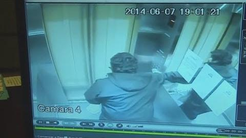 Man slammed into roof after out of control lift rushes up 30 floors in 15 secs