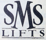 SMS Lifts logo