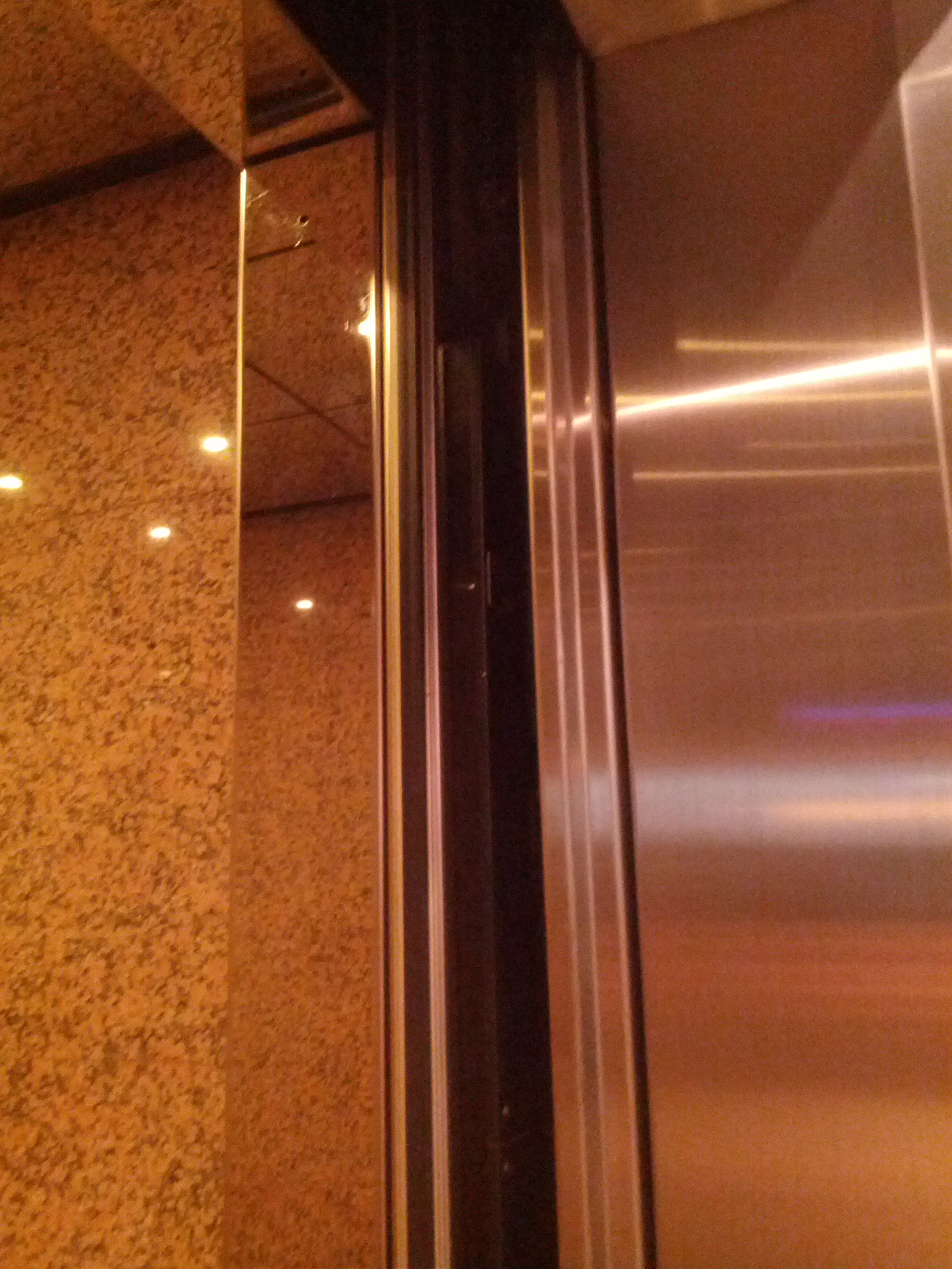 Schindler elevator door Microscan sensor.jpg & Image - Schindler elevator door Microscan sensor.jpg   Elevator ...