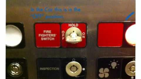 Firefighter Mode for Elevator
