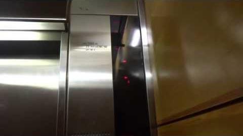 Fast 1990s KONE Elevators