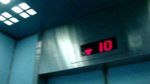 Tampines Central Residental HDB - Fujitec Elevator