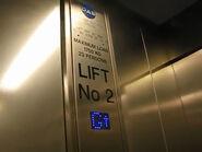 Lester indicator DAB lifts