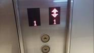Schindler DLine D2 HallStation AIASathornTower