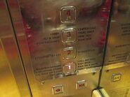 Hyundai Type 30 buttons HRHB