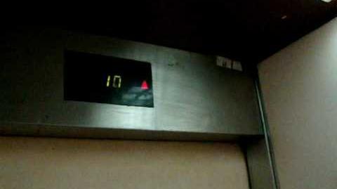 Redhill Close Blk 83 Residental HDB - Hitachi Elevator (Lift C)