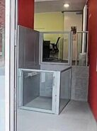 Schaefer wheelchair lift