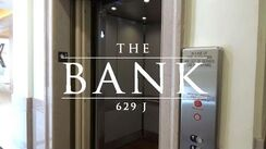 Manual Mod! Capitol Traction Elevator-The BANK-Sacramento, CA