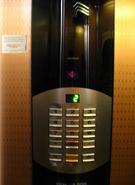 Schindler Smart02 MRL Keypad (Different)