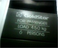 GoldStar Capacity Badge