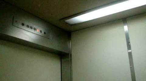 Blk 271 Queen Street Residental HDB - Fujitec Traction Elevator (Lift A)