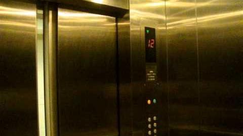 Burlington Square - Otis High-Speed Elevator