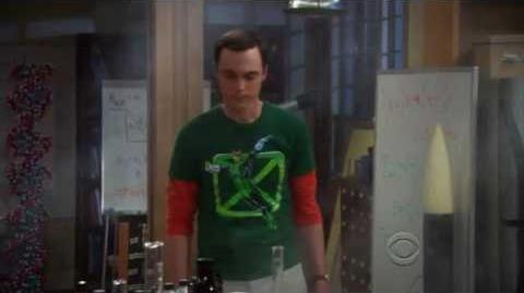 The Big Bang Theory How the elevator broke
