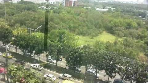 300th Video Esplanade Ratchadaphisek, Bangkok Otis Traction Scenic Elevators