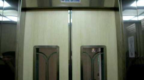Sigma High-Speed Elevator @ Bishan