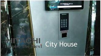 Hitachi DFRS lifts at City House