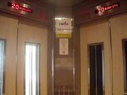 IFE 90 degree door cab