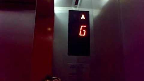 Jakarta - Citywalk Sudirman Xi-Zi Otis Traction Elevators