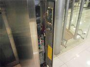 Otis Gen2 MRL cabinet MPV