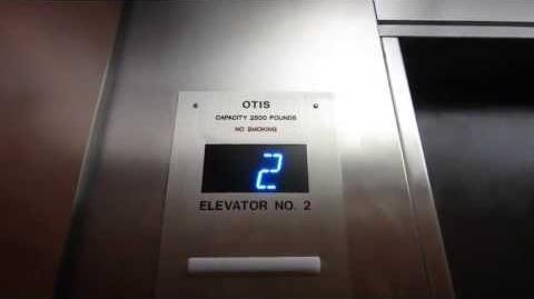 Video - Modernized Otis Gen2 Traction Elevators at the