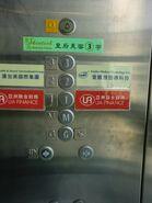 Kone KSS 520 Buttons