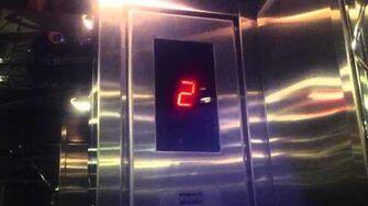 Nice Old KONE Elevator at La Mode Golden Plaza Fatmawati, Jakarta