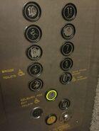 Schindler D8 buttons MY