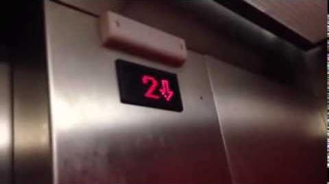US Hydraulic Elevator @ Tony Gwynn Stadium SDSU, San Diego, CA