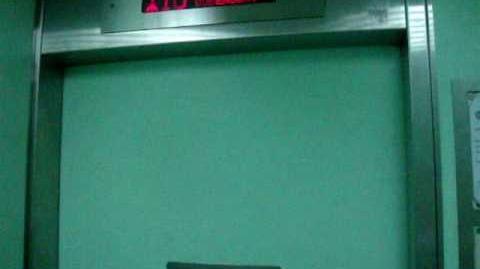 Queensway Blk 168A Residental HDB - Thames Valley Marryat & Scott High-Speed Elevator