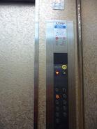 Mitsubishi 80s buttons