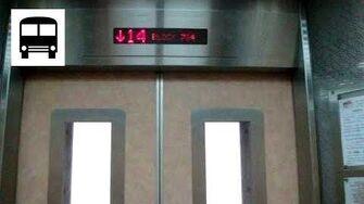 Tampines Blk 734 Residental HDB, Singapore - LG Elevator