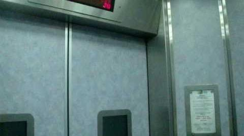 Blk 689 Jurong West Residental HDB - Fujitec Traction Elevator