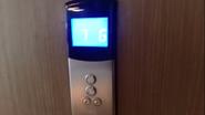 Kone LCD KDS50 HallCall HolidayInnSukhumvit11
