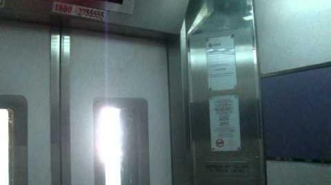 Blk 126 Lower Delta Residental HDB - Express Lift (GEC) High-Speed Elevator