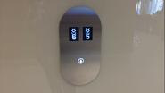 Kone KDS300 FlushRoundButton HallStation RiversidePlaza