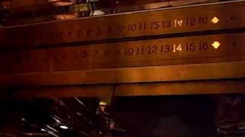 上環有餘貿易中心OTIS升降機